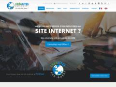 Création de site internet Bordeaux - CréaSites Sud-Ouest