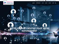 Détails : Création de sites internet à Auxerre   Creative Cocktail