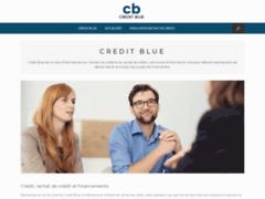 Détails : Crédit Blue : le rachat de crédit en ligne