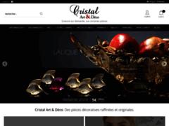 Cristal d'art : gravure et personnalisation du cristal
