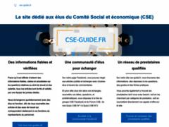 Détails : Cse-guide.fr : Comité Social et Economique (CSE)