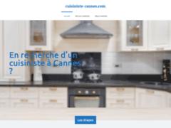Détails : Cuisiniste sur Cannes, conception et de rénovation de cuisine