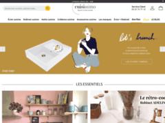 Détails : Cuisissimo : e-shop pour équiper la cuisine