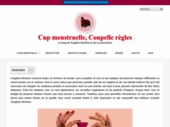 Détails : Comment mettre une coupe menstruelle ?