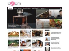 Czam.fr - blog de buzz au féminin traitant de l'actualité, de la beauté et de la mode, des mondes du cinéma, de la télévision et de la musique