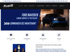 Détails : Ford Canada