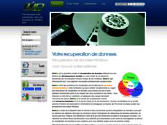 Site Détails : Récupération de données au meilleur prix, Windows, Mac, Linux