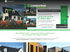 Détails : DBL Constructions : maison individuelle à Rennes et Saint-Nazaire