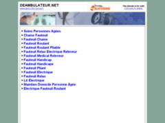 Détails : Deambulateur.net