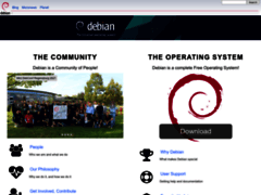 Debian -- The Universal Operating System