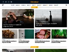 Détails : Une plateforme qui vous aider à faire vos achats