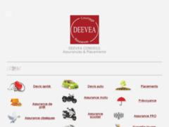 Détails : deevea-site.fr - Comparatif mutuelles santé Gratuit