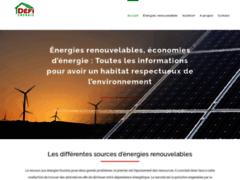 Détails : En savoir plus sur les énergies renouvelables