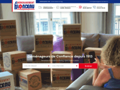 Détails : Déménagement et garde meuble Blondeau