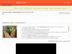 Détails : Démépool dans les arrondissement de Paris