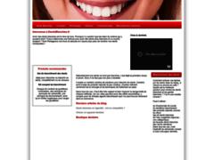Détails : Blanchiment des dents SANS PEROXYDE