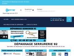 Détails : Entreprise de serrurerie en Haut-de-Seine
