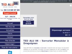 Détails : Entreprise de dépannage TED ALU 06 à Draguignan