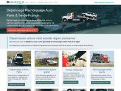 Détails : Dépannage remorquage automobile