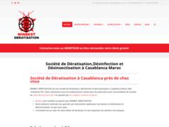 Société de dératisation et de désinsectisation à Casablanca