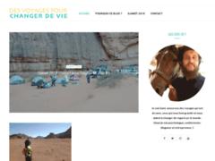 Détails : Des Voyages Pour Changer De Vie : voyage et culture