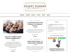 Détails : Desert Runner Marathon des Sables 2015