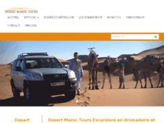 Détails : excursion desert maroc