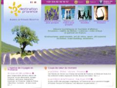 Agence de voyage Destination Provence