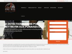 Détails : Experts en détection de punaises de lits en Haute-Savoie