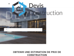 DEVIS CONSTRUCTION