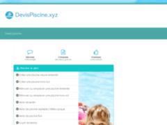 Détails : Devis de piscine en ligne