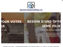 Détails : Devis 3e Pilier