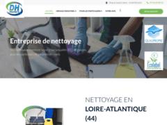 DH PROPRETE: Entreprise de nettoyage à ROUANS
