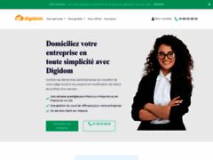 digidom.pro, domiciliation et creation d entreprise