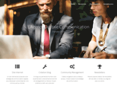 Détails : L'Agence Digitale Communication, community management