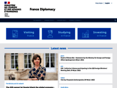 France Diplomatie :: Ministry for Europe and Foreign Affairs