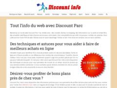 Détails : http://discountparc.com/
