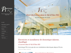 PIN Dominique: Electricien à LOUVRES