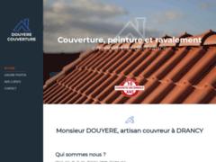 DOUYERE COUVERTURE: Couvreur charpentier à DRANCY