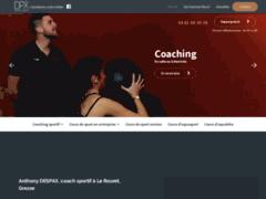 Détails : Anthony DESPAX, coach sportif à Le Rouret, Grasse