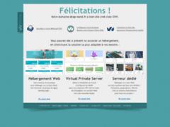 Création du site Internet de DropNord (Entreprise de Contrôle et Révision à FRETIN )