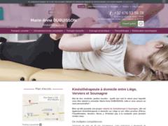 Kinésithérapeute à domicile à Liège