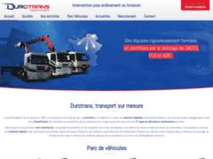 Détails : Expert dans le transport routier de marchandise en France et à l'étranger