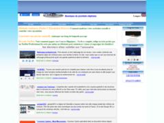 Détails : Annuaire web en lien dur