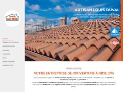 ARTISAN LOUIS DUVAL COUVERTURE: Couvreur à NICE