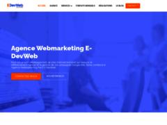 E-devWeb - Création et référencement de sites internet
