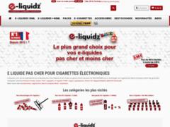 Détails : e liquide pas cher pour cigarette electronique - S.A.S e-liquidz