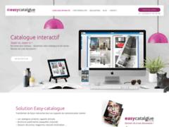 Détails : Brochure interactive