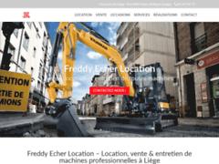 Location et vente de machine de chantier