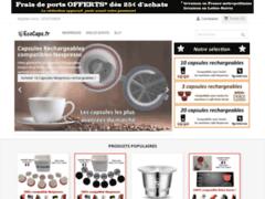 Capsules pour machines à café